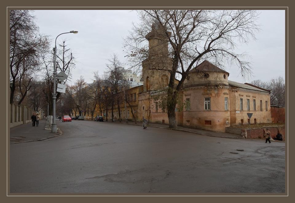 Мещанская полицейская часть 1825-1875гг. Воронеж