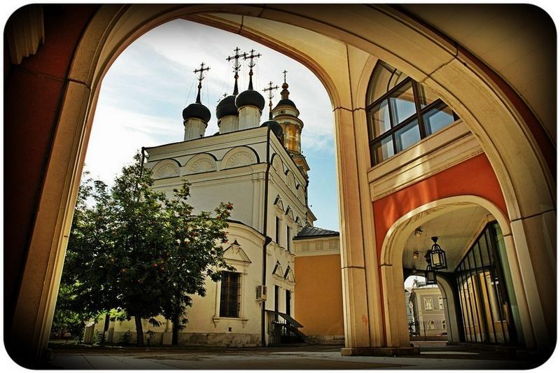 Московская классика 2 Москва Храм-музей святителя Николая в Толмачах