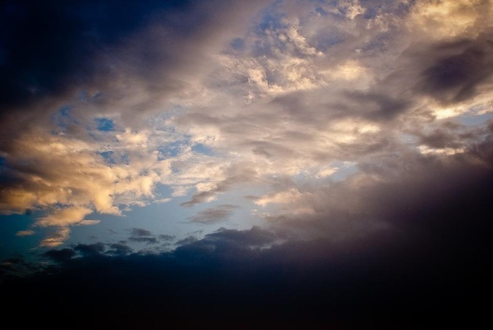 Без названия Небо,облака,