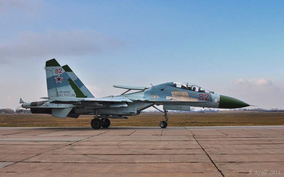 """Лётный """"Превед!""""... ВВС, СУ-30"""