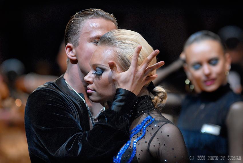 Нежные танцы... Спортивные Бальные Танцы Sports ball dances