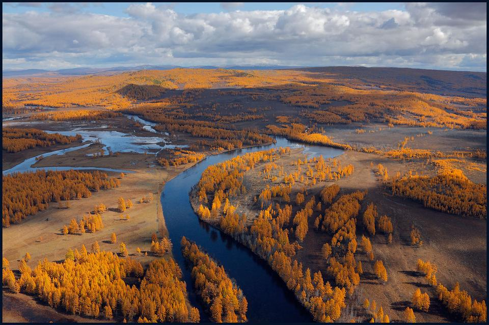 Осенний полет-2 Забайкалье