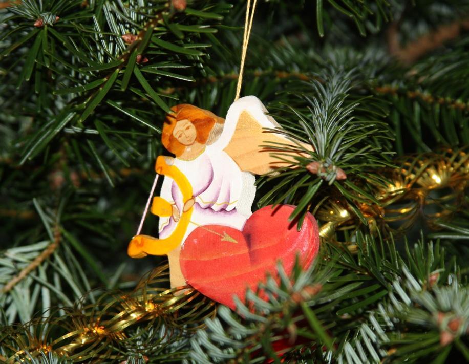 Angel ангел елка