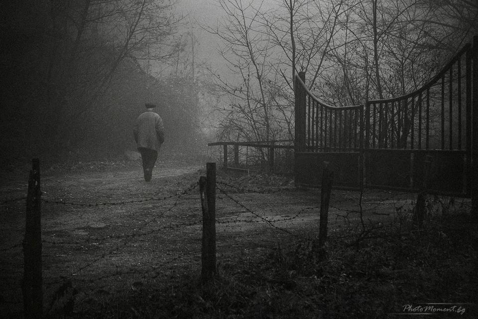 Разговор с незнакомцем 7      Болгария      незнакомец      туман