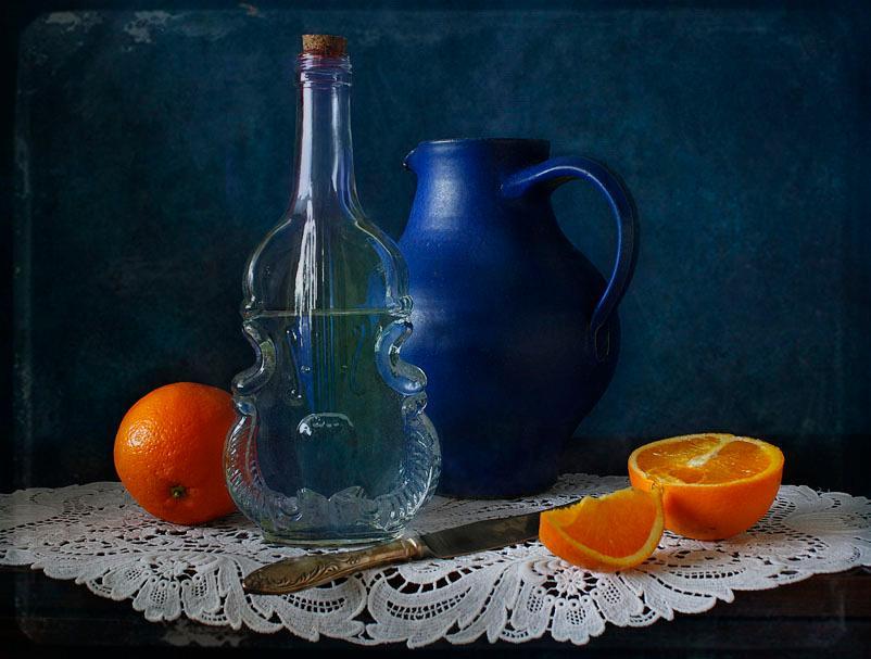 композиция с разрезанным апельсином натюрморт, композиция, пропорции, фотонатюрморт, фотоживопись