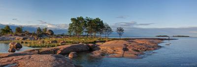 Каменные берега Рихиниеми