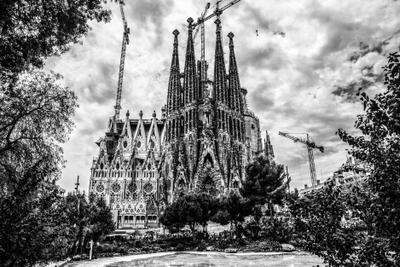 Sagrada Familia (Храм Святого семейства) Sagrada Familia храм святого семейства испания барселона 2016