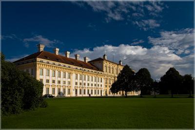Замок Шляйсхайм, Бавария