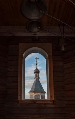На старой колокольне Рязань церковь колокольня