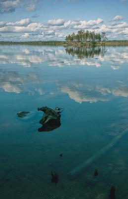 Ондозеро. карелия