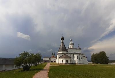 Ферапонтов монастырь ферапонтово