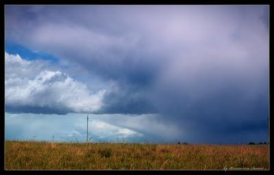 В краю облаков. Небесный телеграф.