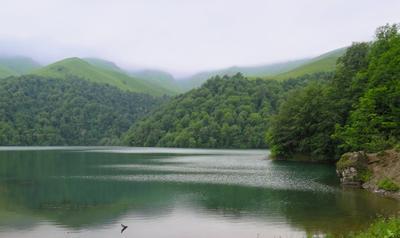 У озера Марал-Гель
