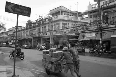 Другой Бангкок Бангкок, Тайланд