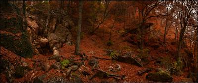 Осень в урочище Джурла