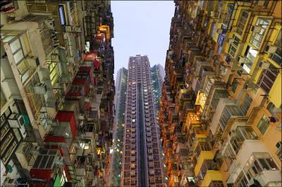 Дворы Гонконга-II