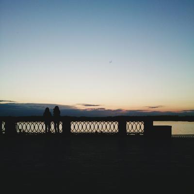 Закат на Волге закат жанр самара