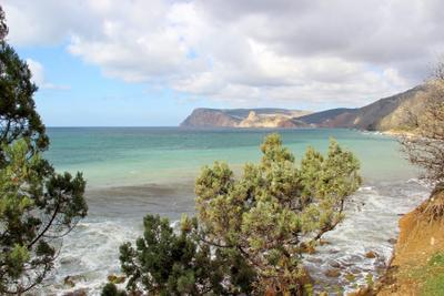 Краски моря аязьма балаклава