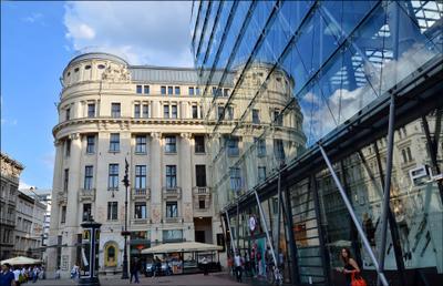 Budapest 2015 Reflections #2