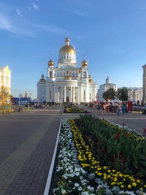 ***Саранск - столица Мордовии