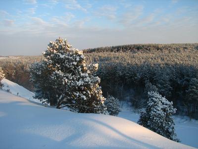 Седой Урал зима мороз Урал