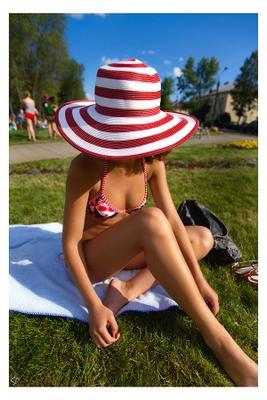 шляпка - невидимка Слава Посохов