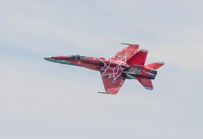 F-18 Canada 150