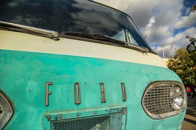 Ford Ford old мятный