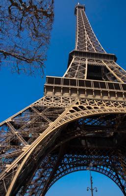 Париж. Весна. Париж Эйфелева башня город весна