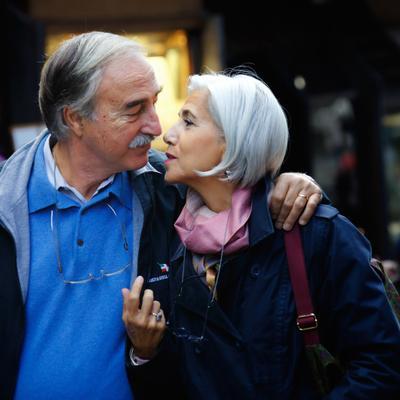 Любви все возрасты… любовь италия