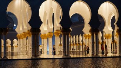 ***мечеть шейха зайда