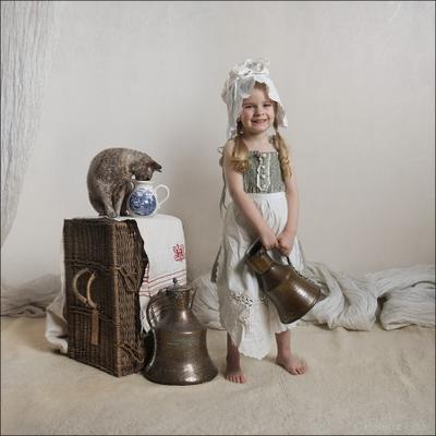 Little milkmaiden)