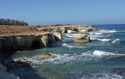 *** корабли Кипр море