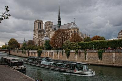 Собор Парижской Богоматери Собор Парижской Богоматери Париж