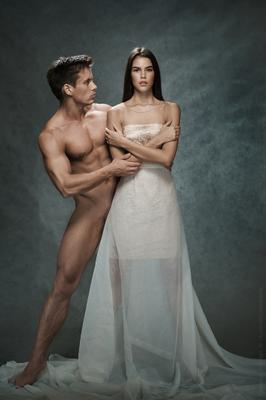 Мужчина и Женщина (невеста)