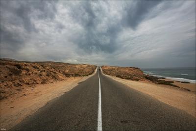 Дорога на Агадир Марокко Агадир Эссувейра