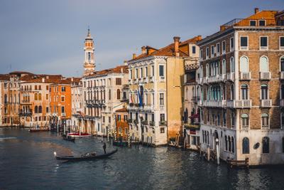 Венецианский пейзаж Венеция