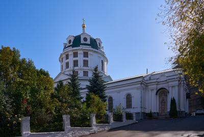 Церковь Симеона Столпника за Яузой Церковь Симеона Столпника Яуза Москва