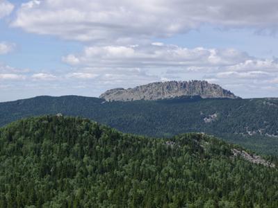 Наши горы...