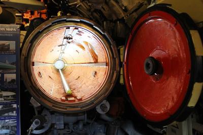 Калининград, внутри подводной лодки-музея