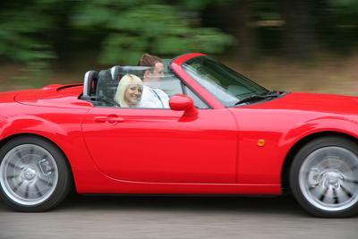 Скорость Автомобиль Скорость Красный Мазда