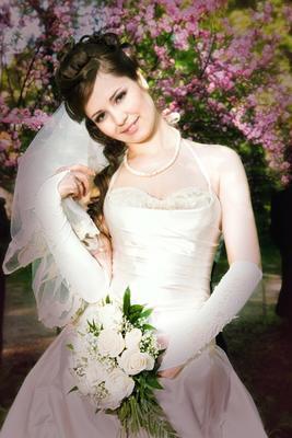 вишневая невеста