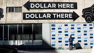 Доллар туда, доллар сюда...
