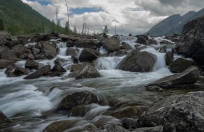 Шумы Алтай Шумы Мультинские озера
