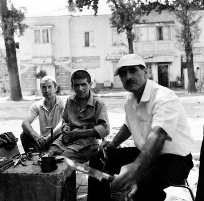 обувщики в Душанбе роллей