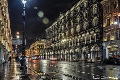 Город дождей 4 Санкт-Петербург Saint Petersburg