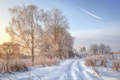 *** Истра зима