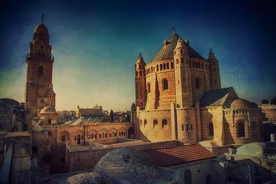 Jerusalem 5570 Иерусалим Фотограф Александр Толчинский