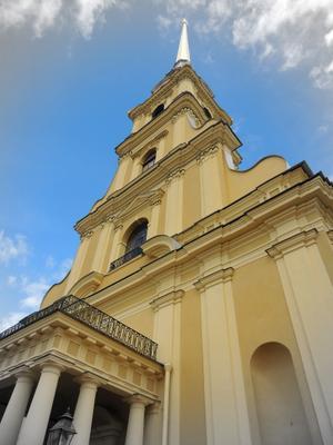 стремление ввысь высота, стремление, колокольня, небо, собор
