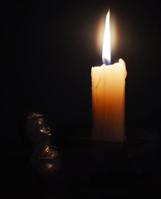 Свеча свеча свет ночь фигура ясинский